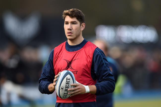 Worcester Warriors lock Andrew Kitchener will be concentrating full-time on his rugby for the coming season. Pictures: PATRICK KHACHFE/JMP