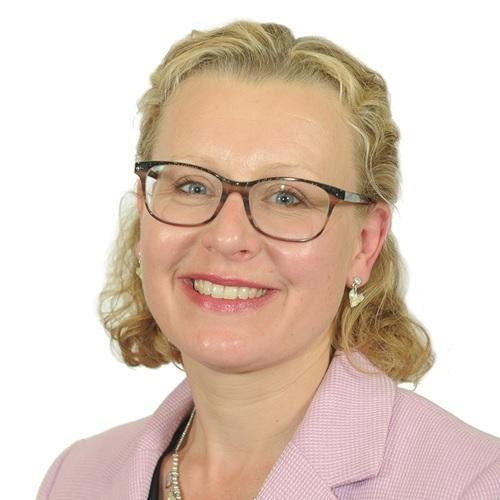 Councillor Ruth Buttery, cabinet member for children and young people
