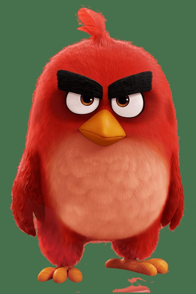 Red from Angry Birds will fly by intu Merry Hill on July 26.