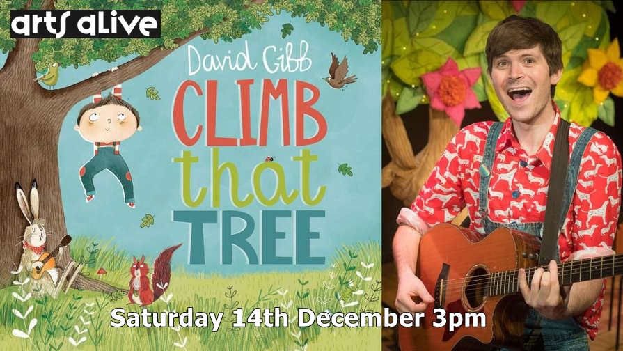 Live on Stage: Climb That Tree