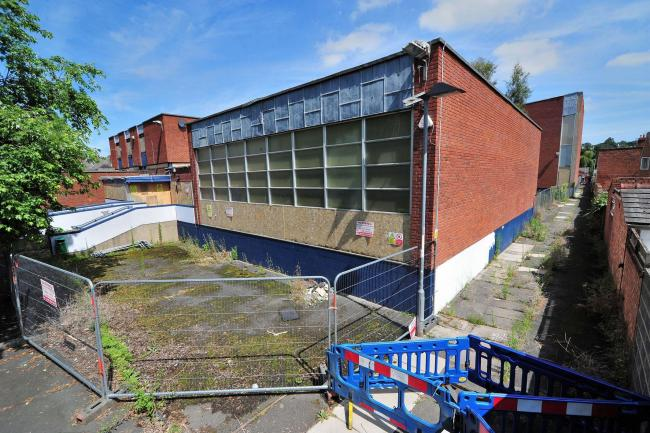 FAILURES: A report has said Worcester City Council did not properly consider the risks when it was planning to demolish Sansome Walk swimming pool