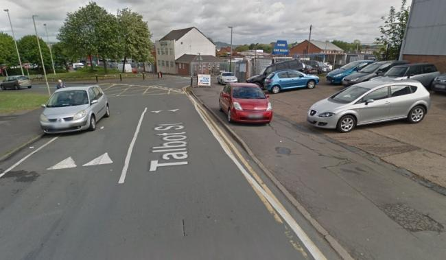 Medics were called to Talbot Street in Lye. Image: Google Maps.