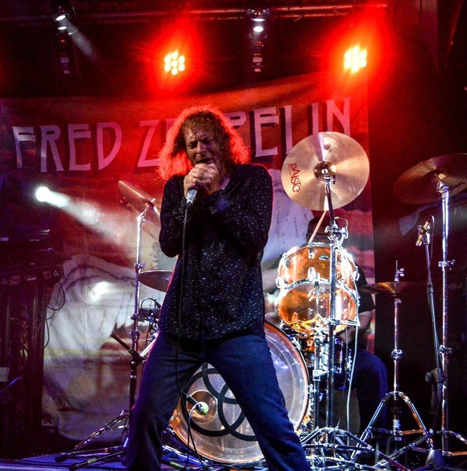 Catch legendary Led Zeppelin tribute band Fred Zeppelin in Halesowen