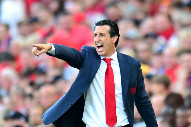 Unai Emery felt there were positive things to take from Arsenal's loss to Liverpool