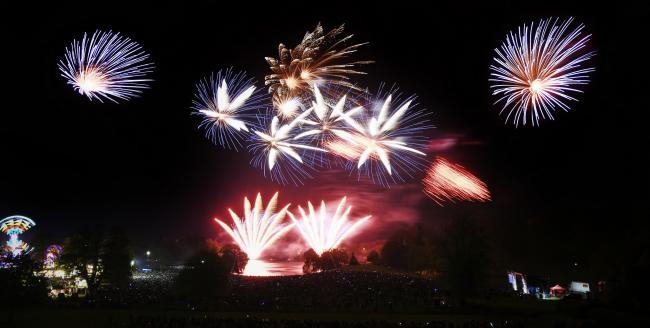 Himley Bonfire returns on Saturday November 2