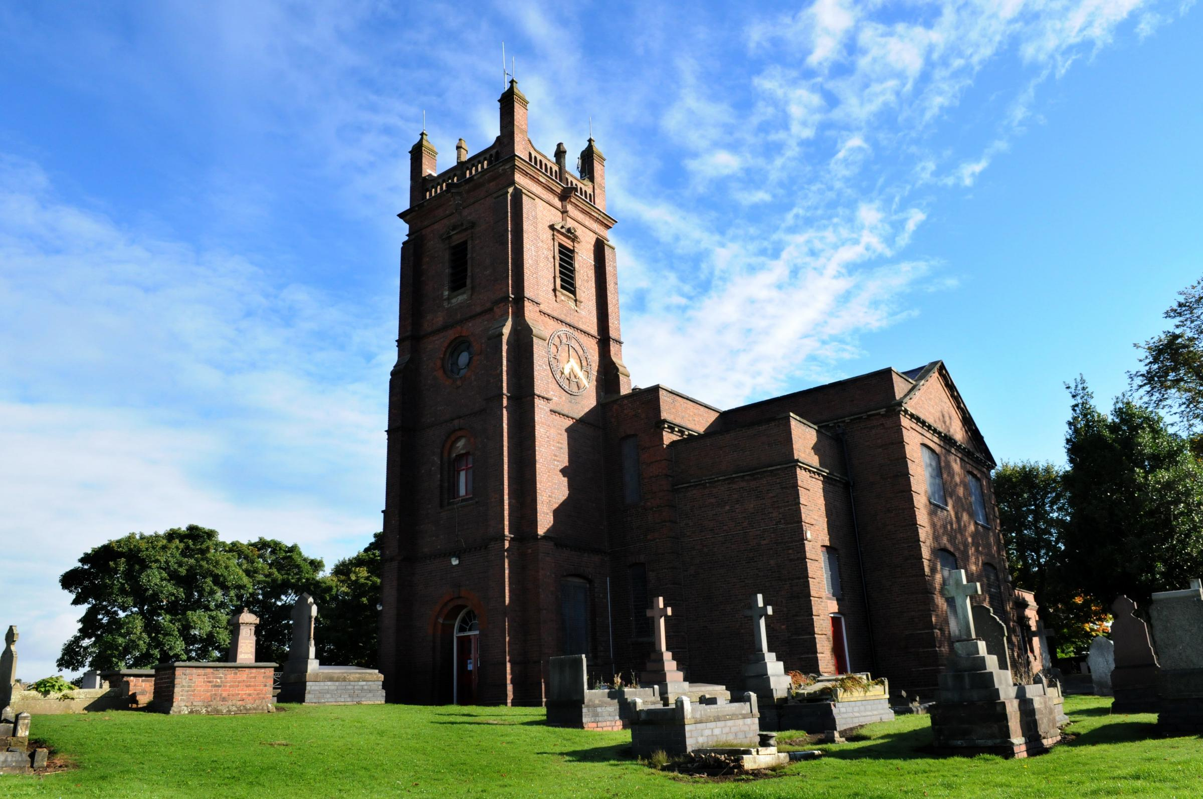 Brierley Hill churches to be part of Heritage Open Days scheme