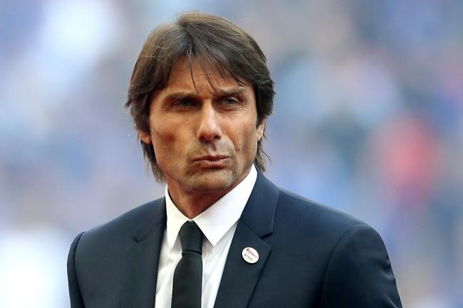 Antonio Conte says he had a very different experience in England