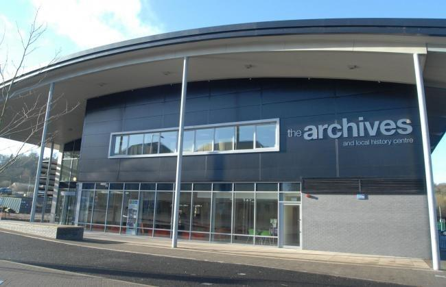 Dudley Archives and local history centre