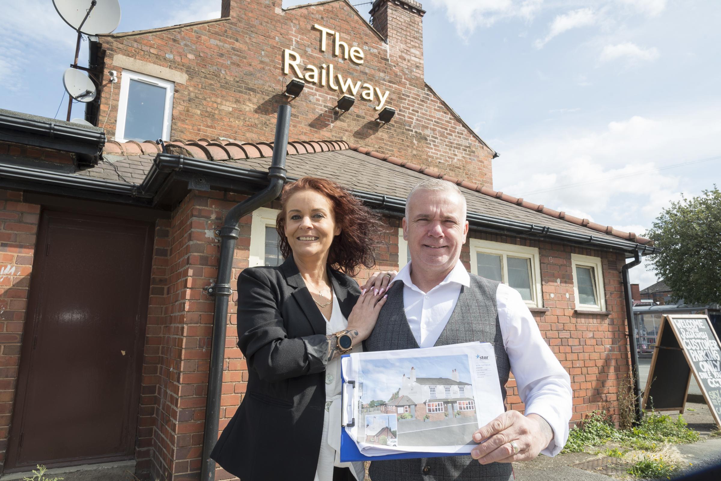 The Railway pub in Lye to close for major refurbishment