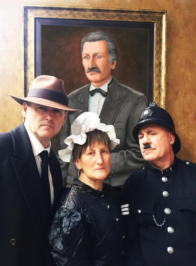 The Inspector Drake cast