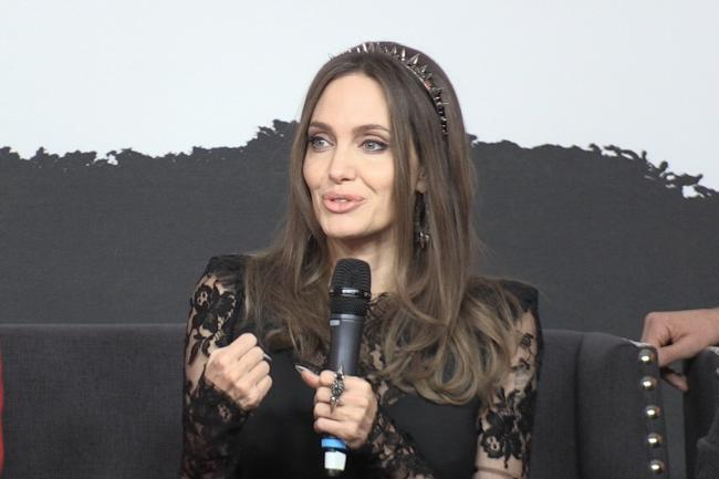 Angelina Jolie addresses future in politics and motherhood