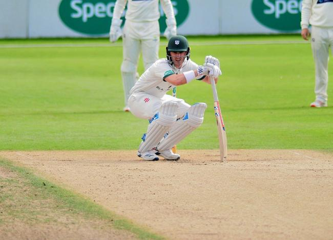 Worcestershire's 2020 overseas signing Hamish Rutherford. Picture: JONATHAN BARRY