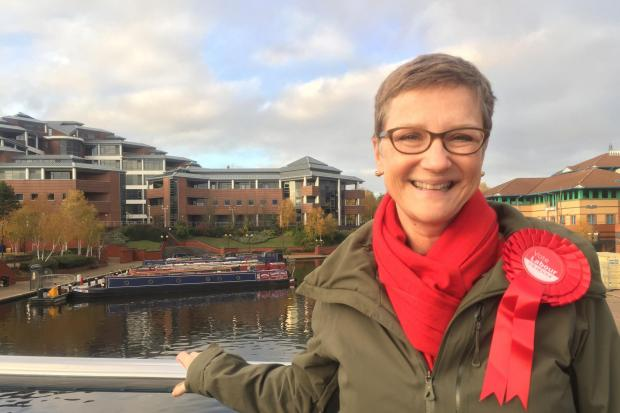 Lucy Caldicott is the Labour candidate for Dudley South.