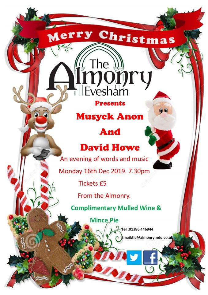 Christmas at the Almonry