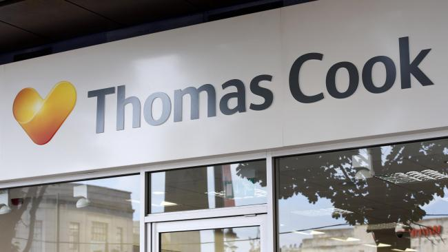 Thomas Cook relaunches as an online travel company (Archive photo)