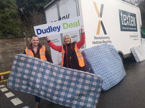 Councillor Karen Shakespeare, cabinet member for environmental, highways and street services, said Dudley's tip will be open every day apart from New Year's Day
