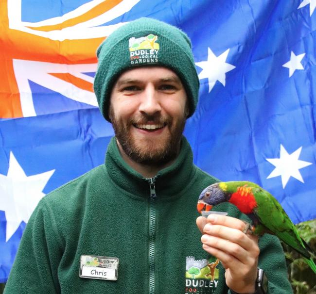 The fundraising day takes place on Sunday, January 26, which coincides with Australia Day.