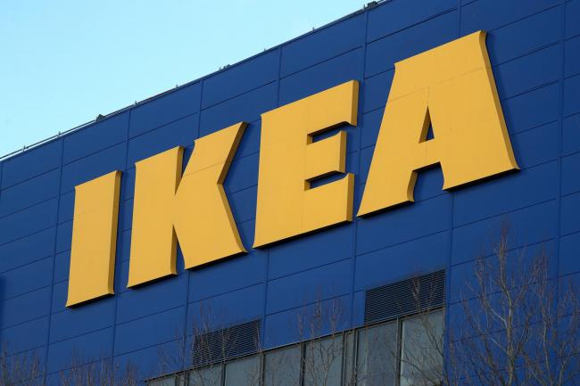 Safety warning issued after Ikea bookcase topples on to two-year-old twins