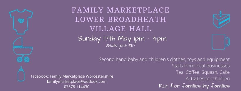 Family Marketplace - Lower Broadheath