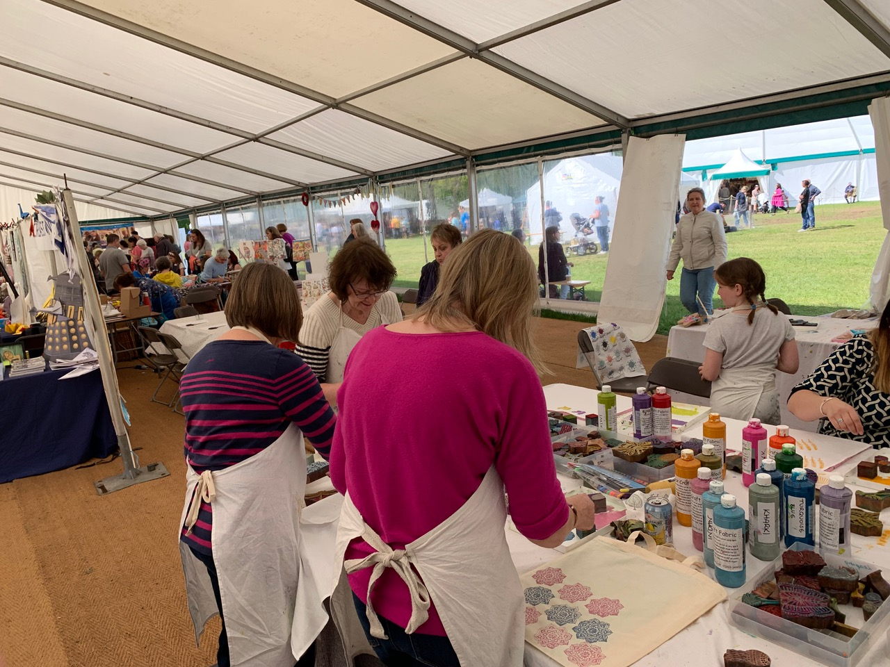 Living Crafts at Cirencester Park