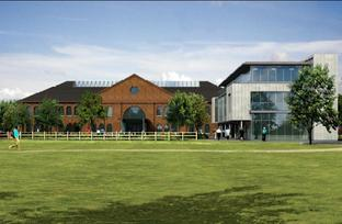 Artist's impression of the new medical centre