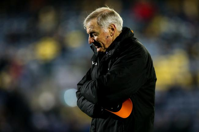 REACTION: Alan Solomons reacts to Warriors defeat