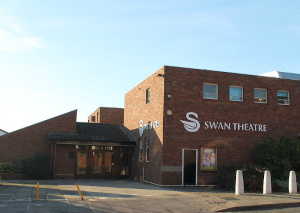 The Swan Theatre Open Day!