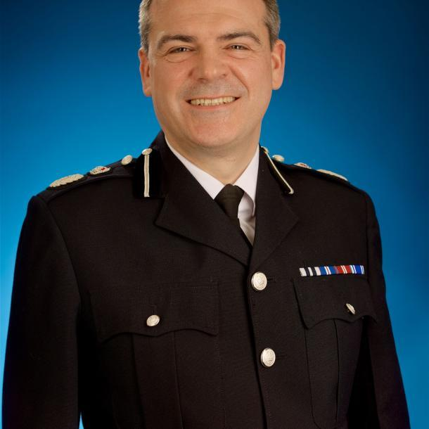 Chief Constable David Thompson
