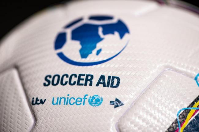Soccer Aid has been postponed