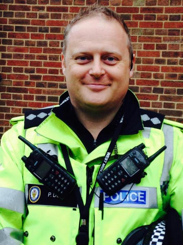 Stourbridge News: Chief Supt Phil Dolby