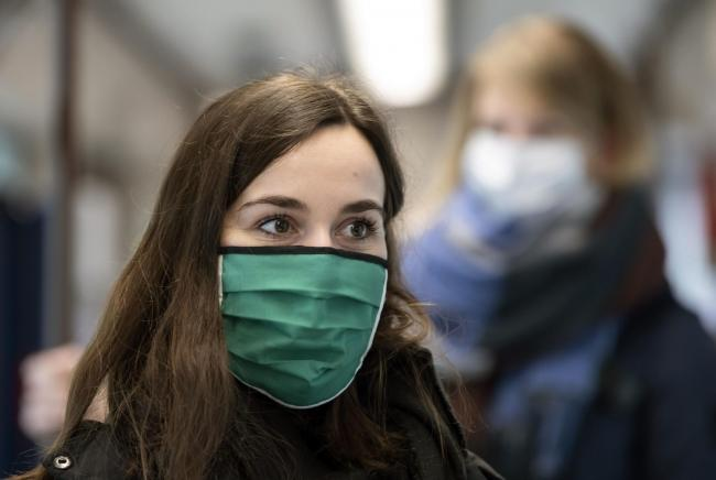 People will have to take their face masks off and cough into the new app