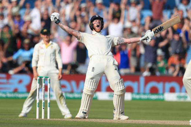 Ben Stokes hit a remarkable century to lead England to victory at Headingley