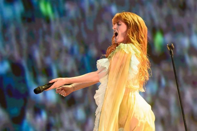 Florence The Machine Releases Unheard Track To Support Icu Workers Stourbridge News