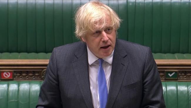 Prime Minister Boris Johnson is expected to announce massive public spending during a visit to Dudley