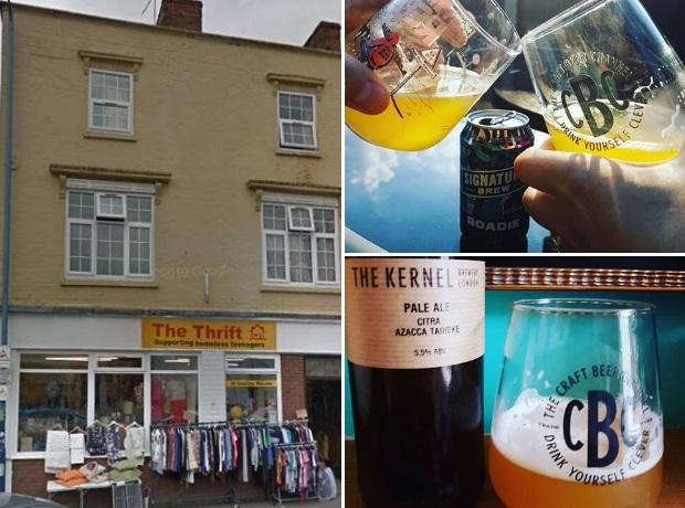 A new craft beer venture is opening in Stourbridge