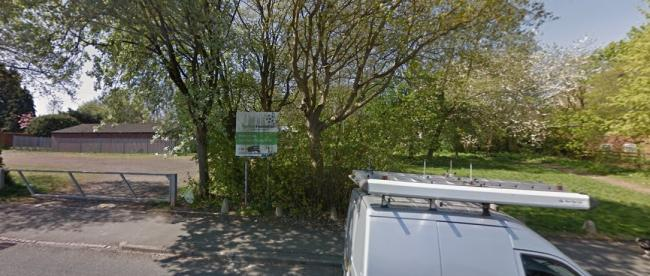 Pic: Google. Cakemore Playing Fields in Grafton Road, Oldbury