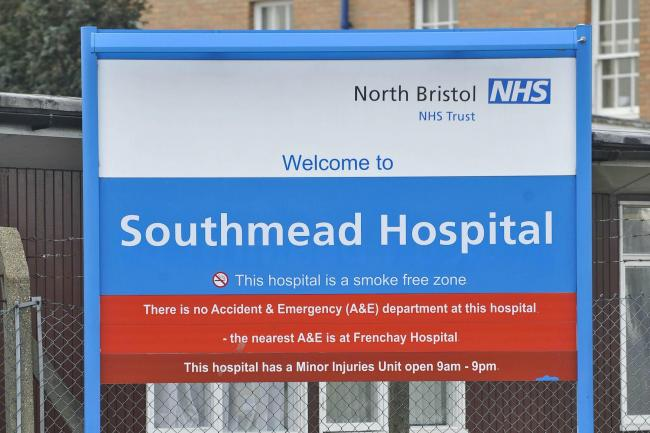The victim works at Southmead Hospital in Bristol (Ben Birchall/PA)