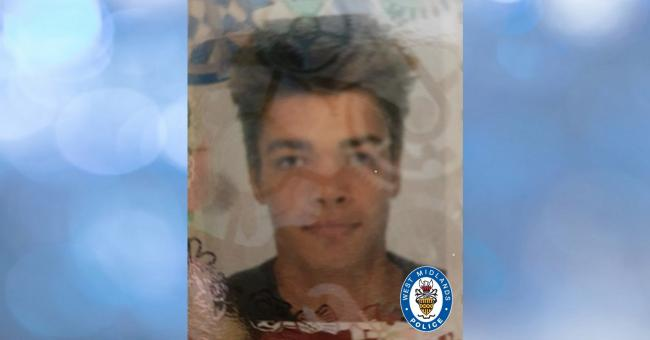 Moses Christensen, aged 21,  is missing from his home in Oldswinford