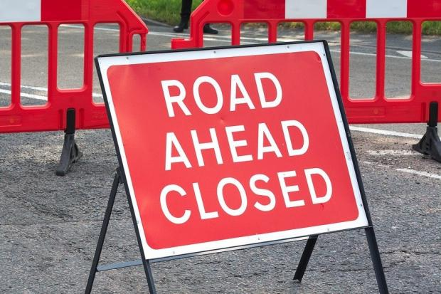 Quarry Bank street closed due to burst water main