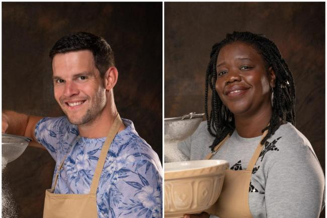 Meet this year's Great British Bake Off contestants