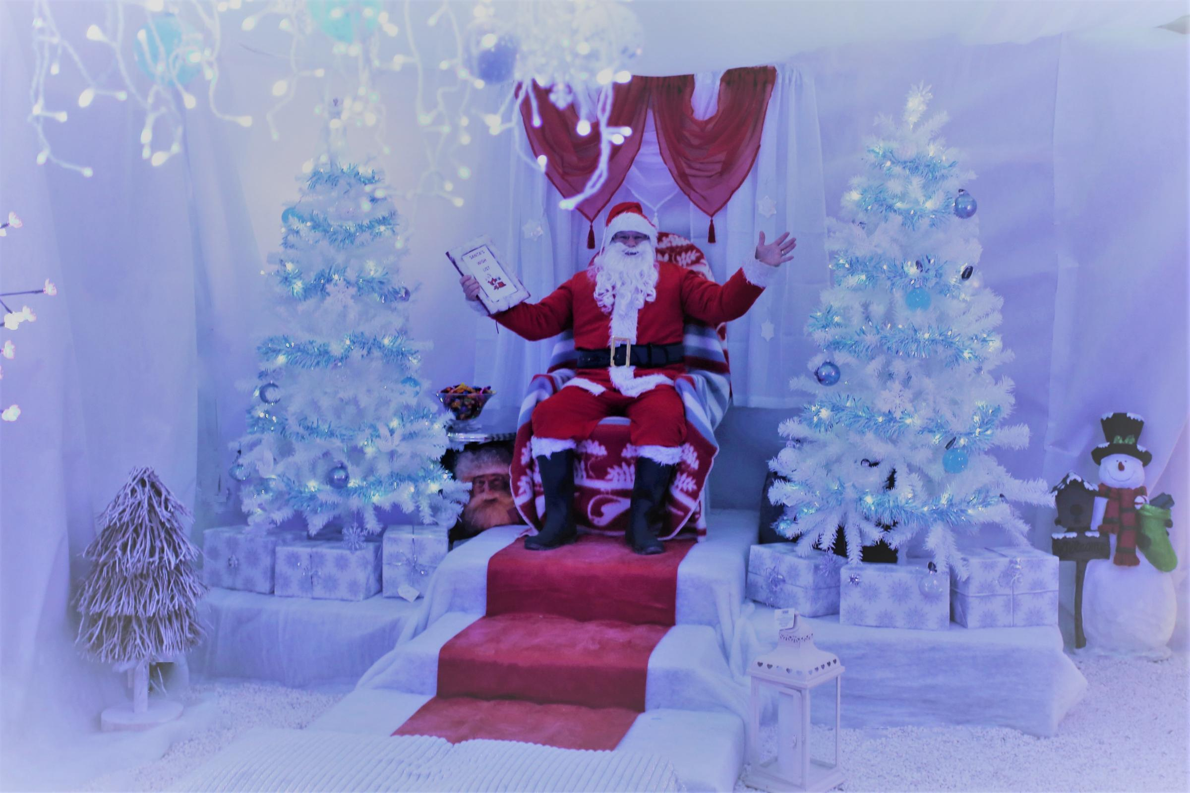 Tickets Selling Fast For Clent Garden Centre Christmas Events Stourbridge News