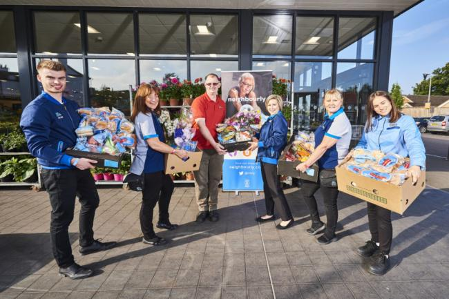 Aldi pledge to donate thousands of meals this Christmas (and are looking for charities to help). Picture: Aldi