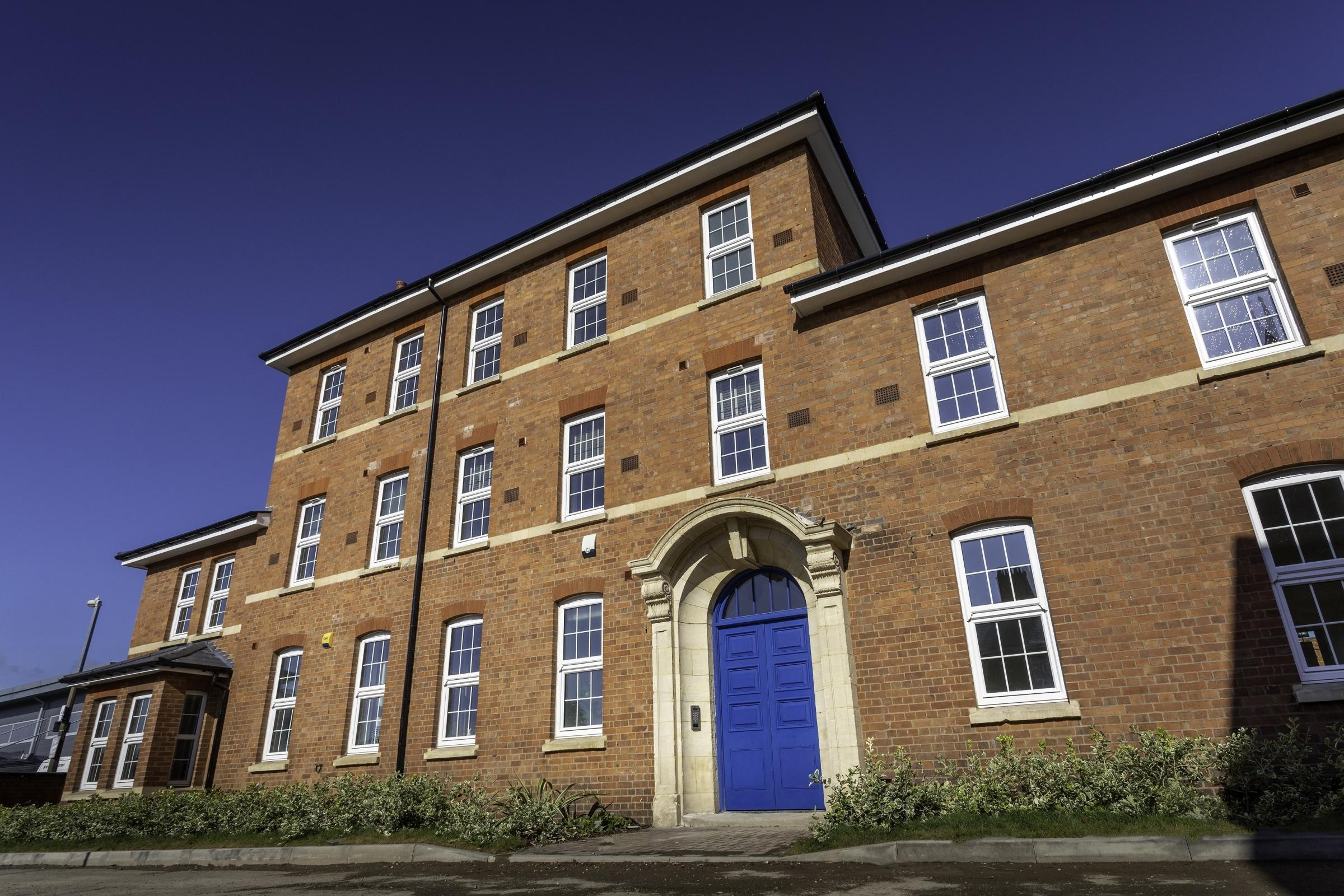 New homes open weekend at former Stourbridge Police Station