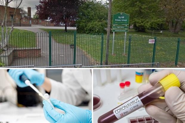 A case of coronavirus has been confirmed at Gig Mill Primary School