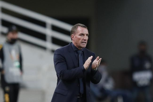 Leicester boss Brendan Rodgers was delighted with his side's win in Greece