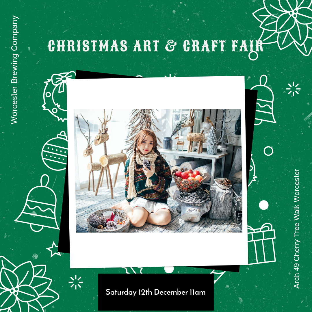 Art and Craft Christmas Market