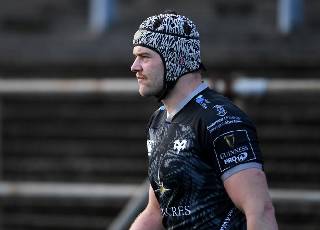 Dan Lydiate ready for tough Warriors test on Saturday. Mandatory Credit ©INPHO/Ryan Hiscott