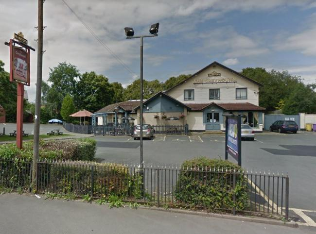The Greyhound pub. Pic - Google Street View