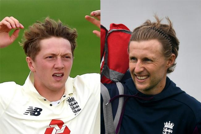 Joe Root, right, reckons Dom Bess, left, could make a big impact in Sri Lanka (Mike Hewitt/Gareth Copley/PA)