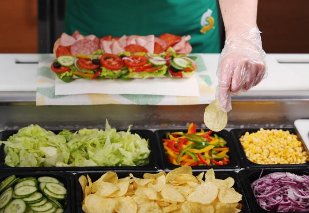 Stourbridge News: The sandwich chain has made the change at every UK store. (Subway)